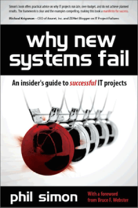 Why New Systems Fail450