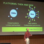 The Age of the Platform Keynote in NYC