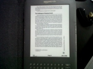 kindle the new small