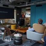 Speaking at Edelman PR in Seattle.