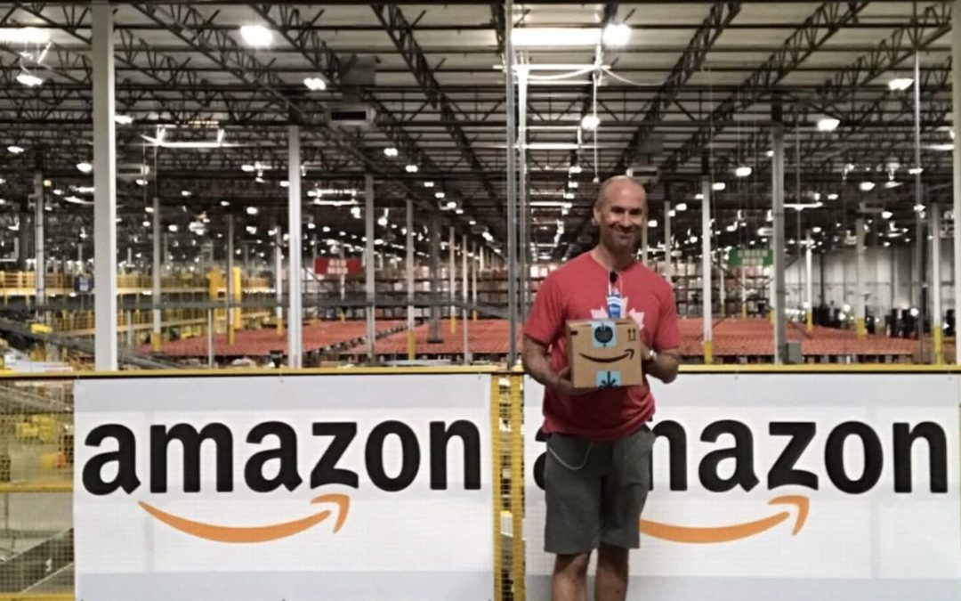 What I Learned Visiting an Amazon Fulfillment Center