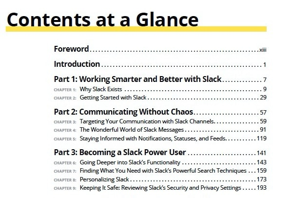 An Update on Slack For Dummies