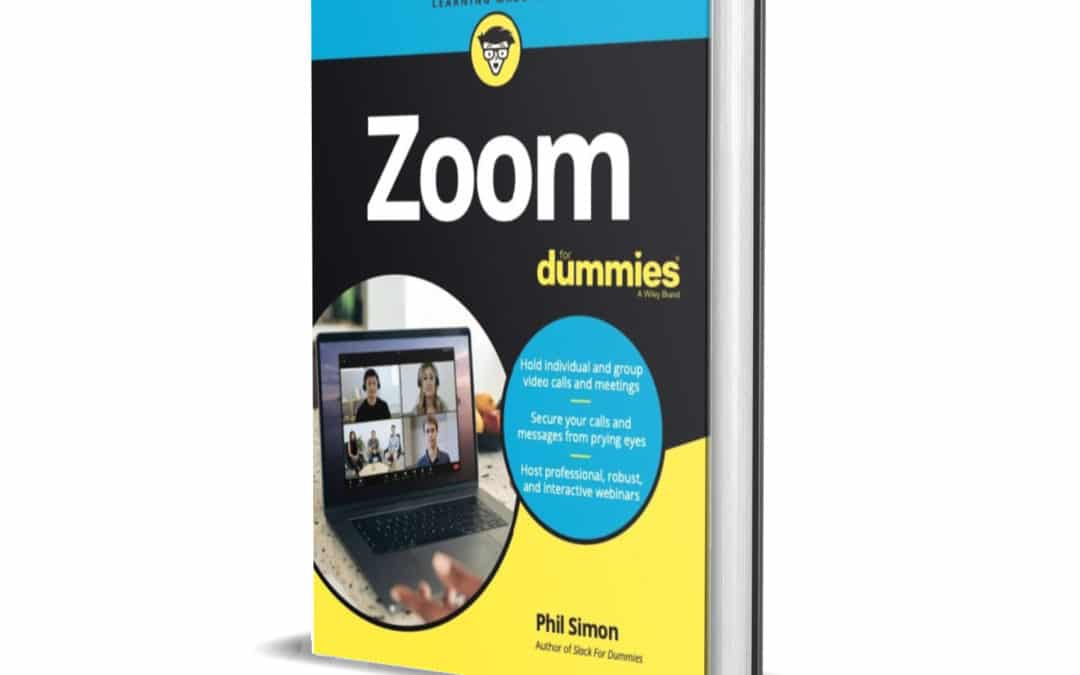 Publication of Zoom For Dummies
