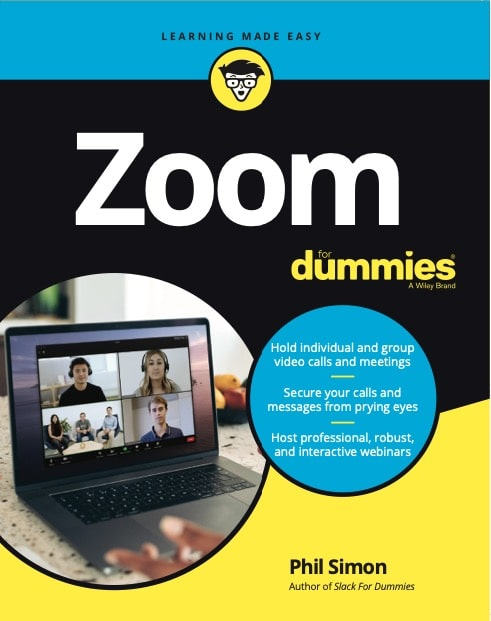 Excerpt From Zoom For Dummies