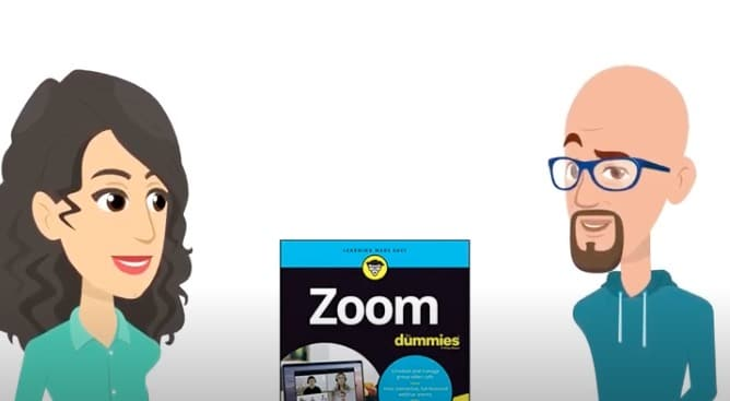 Zoom For Dummies Book Trailer