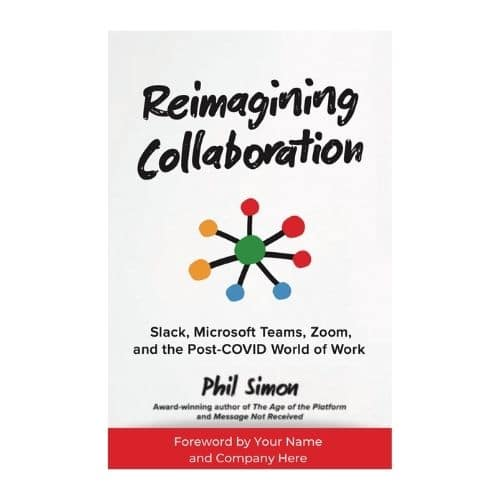 Custom Editions of Reimagining Collaboration Available