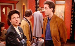 On Collaboration, Seinfeld, and Chinese Food